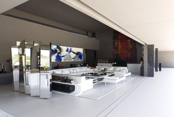 Interior Rumah Ronaldo