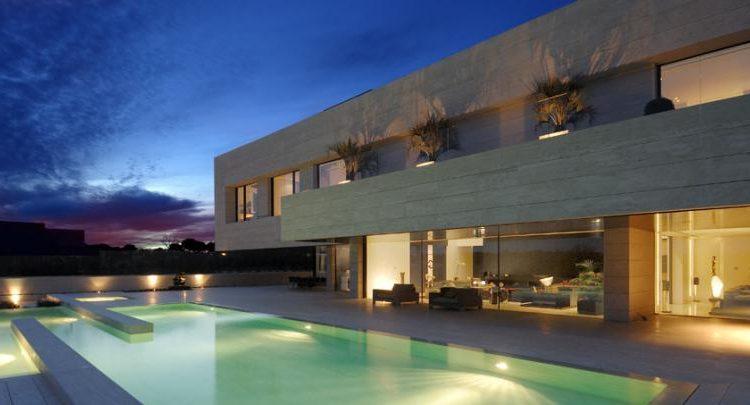 Rumah mewah Cristiano Ronaldo